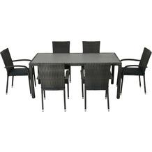 Ploß Dining-Set BRADFORD III 7-tlg. 1