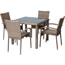 Ploß Dining-Set WINDSOR I 5-tlg. 1