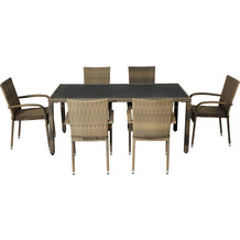 Ploß Dining-Set WINDSOR III 7-tlg. 1