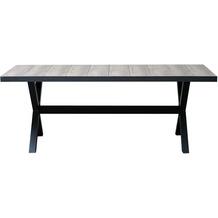 Ploß Dining-Tisch BRISBANE 202x95x75