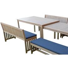 Ploß Garten-Sitzgruppe TONGA 1, 5-tlg