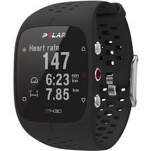 Polar M430 GPS-Laufuhr, schwarz, S