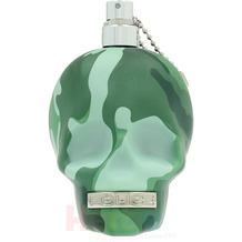 Police To Be Camouflage For Man Edt Spray special edition 125 ml
