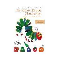 polyband Medien Die kleine Raupe Nimmersatt und vier weitere lustige Abenteuer (Amaray) [DVD]