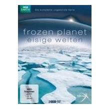 polyband Medien Frozen Planet - Eisige Welten. Die komplette ungekürzte Serie [DVD]