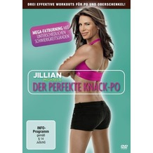 polyband Medien Jillian Michaels - Der perfekte Knack-Po [DVD]