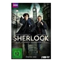 polyband Medien Sherlock - Staffel 1 [DVD]