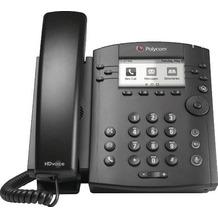 Polycom VVX 311 WW PoE, VoIP Telefon