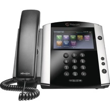Polycom VVX 501 WW PoE, VoIP Telefon