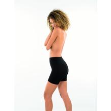 Pompadour Damen Taillenslip mit Bein Body-Shaper schwarz 38