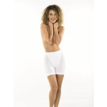 Pompadour Taillenslip mit Bein Body-Shaper weiß 42