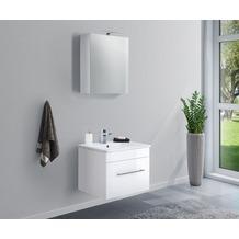 Posseik Badmöbel-Set VIVA 60 (2-teilig) weiß hochglanz