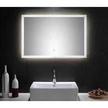 Posseik LED Spiegel 90x60 cm mit Touch Bedienung