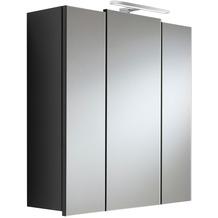 Posseik Spiegelschrank multi-use grau