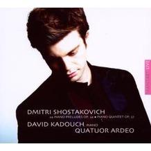 Preludes op.34/Klavierquint.op.57, CD