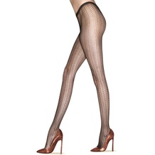 Pretty Polly Ambassador Range Pelerine Tights Black One Size
