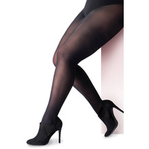 Pretty Polly Curves 70D Cooling Opaques Black XL