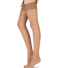 Pretty Polly Day To Night 15D Sheer Stockings - 2 Paar Sherry ML