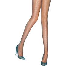 Pretty Polly Premium Fashion Fishnet Tights Nude OS
