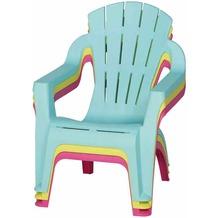 PROGARDEN Kinder-Deckchair, pink Mini-Selva