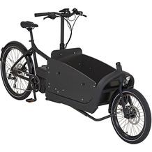 """Prophete CARGO 20.ETL.20 E-Bike 20""""/26"""" AEG ComfortDrive schwarz"""