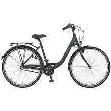 """Prophete Citybike CITY BIKE 2020 28"""" Damen schwarz Wave 50 cm"""