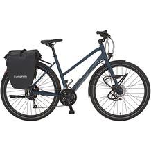 """Prophete Trekkingrad TREKKING BIKE 2020 28"""" Damen blau Trapez 50 cm"""
