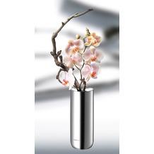 PURESIGNS Vase L BREEZE aus Edelstahl 19,8 cm groß Blumenvase