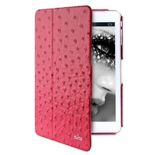 Puro Flip Case - Nandu - Apple iPad mini - rosa