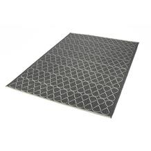 Raffi Teppich Raffi Facet graphite 67 x 140 cm