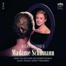 Ragna Schrimer - Madame Schumann