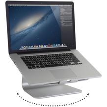 Rain Design mStand360 - drehbarer Aluminium Stand für MacBooks, Notebooks bis 15 zoll