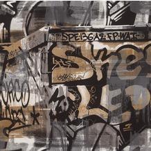 Rasch Papiertapete Kids & Teens II Muster 291551