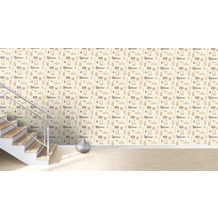 Rasch PVC, Kompakt auf Vlies Selection Vinyl/Vlies 937701