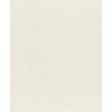 Rasch Tapete BERLIN 530506 Weiß 0.53 x 10.05 m