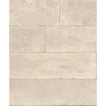 Rasch Tapete Brick Lane 426014 Beige 0.53 x 10.05 m