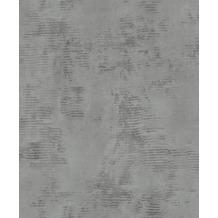 Rasch Tapete Brick Lane 426328 Grau 0.53 x 10.05 m