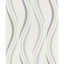 Rasch Tapete Das Beste (2021) 476514 Weiß, Grau 0.53 x 10.05 m
