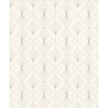 Rasch Tapete Modern Art 620931 Weiß 0.53 x 10.05 m