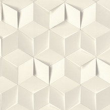 Rasch Tapete Modern Art 622331 Weiß 0.53 x 10.05 m