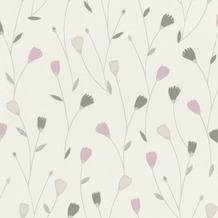 Rasch Tapete Selection Papier 203172 Grau, Beige 0.53 x 10.05 m