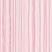 Rasch Tapete Selection Papier 203240 Rosa, Weiß 0.53 x 10.05 m