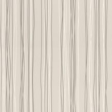 Rasch Tapete Selection Papier 203264 Weiß, Grau 0.53 x 10.05 m
