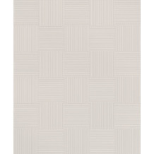 Rasch Tapete Selection Relief/Vlies 533415 Grau 0.53 x 10.05 m