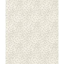 Rasch Tapete Selection Relief/Vlies 755718 Weiß 0.53 x 10.05 m