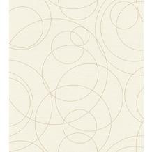 Rasch Tapete Selection Vinyl/Vlies 533002 Gold 0.53 x 10.05 m