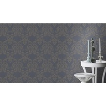 Rasch Tapete Sparkling Muster 503845 Lila