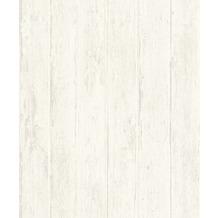 Rasch Tapete #Tapetenwechsel Motiv 809206 weiß-beige
