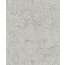 Rasch Tapete #Tapetenwechsel Muster 407341 betongrau