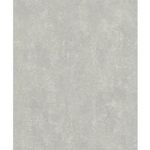 Rasch Tapete #Tapetenwechsel Uni 809411 taupe-grau